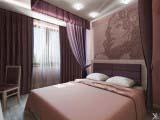 обои Wall&Deco в спальне