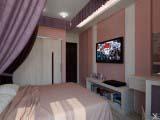 эксклюзивная мебель в спальне