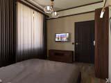гостевая спальня коттеджа