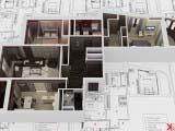 проект интерьера квартиры-ПЕРСПЕКТИВА