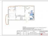 План сантехнического оборудования