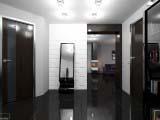 3d панели холла