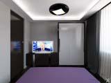 спальня в современном стиле таунхауза