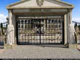 главные ворота концертного комплекса