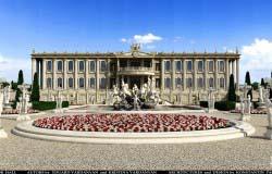 Проект концертного комплекса в античном стиле — банкетный, развлекательный комплекс с парковой территорией.