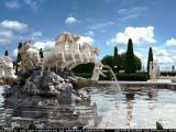 главный фонтан скульптурная композиция