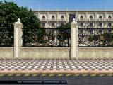 забор в классическом стиле