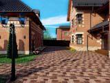 использование тротуарной плитки в оформлении