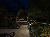 наземные фонари освещение тропинок