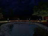 ночное освещение участка