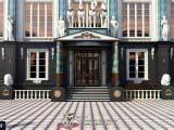 архитектурная композиция главного входа