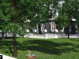 дизайн парковой зоны бизнес центра