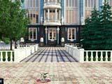 дизайн экстерьера здания финансового центра