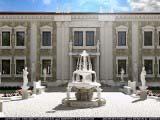 фонтан гостиница банкетного комплекса