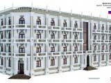 строение проект гостиницы