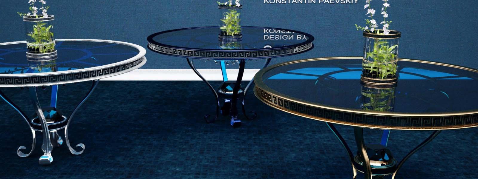 дизайн проект эксклюзивной мебели