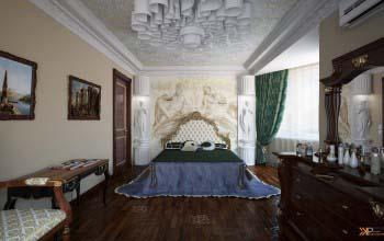 Эксклюзивный дизайн интерьера — квартир, домов, таунхаусов.