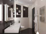 ванная комната в таунхаусе