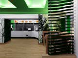Интерьер кафе Венский лес-Wienerwald главный вход