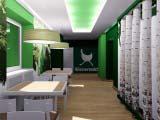 Интерьер кафе Венский лес-Wienerwald малый зал
