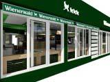 логотипы кафе Wienerwald-Венский лес
