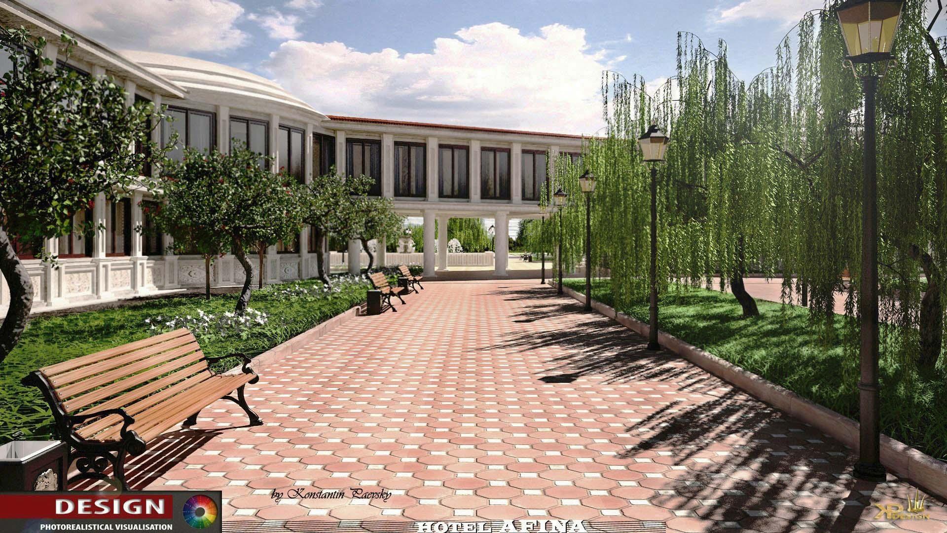 Architectural studio Chado - Москва, RU 123022