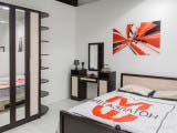 Выставочный стенд Мегаэлатон фото с выставки Мебель 2013 Москва