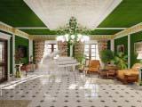 рояль в гостиной классического стиля