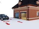 Эскиз гаража