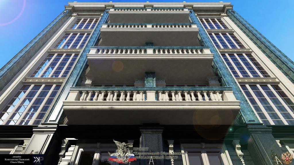 дизайн экстерьера зданий