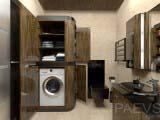 бельевой шкаф для ванной