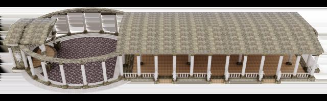 строение в классическом стиле