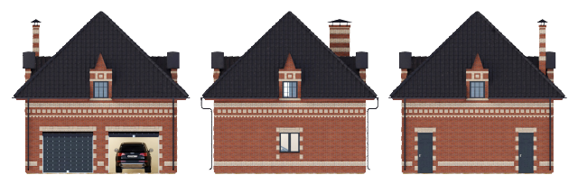 Дизайн гаража для дома