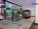 торговые павильоны в торговом центре