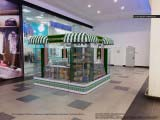 размещение павильона в торговом центре