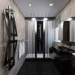 освещение в ванной-2