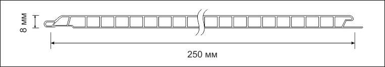 размеры доски ламината