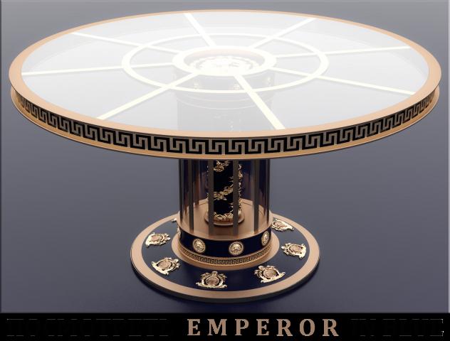 Журнальный стол emperor in blue