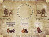 Рекламный плакат презентации блюд