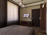 концепция спальни для гостей