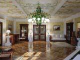 дизайн гостиной в классическом стиле для дома