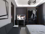 дизайн и оформление спальни в современном стиле