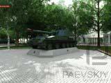 экспонаты военной техники