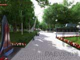 дизайн территории парка