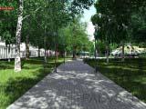 ландшафтное проектирование парка