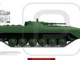 3d model bmp-1