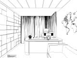 схема оформления кабинета