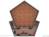3d схема зонирования пространства
