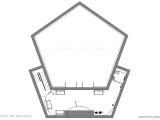 схема расположения помещений и перегородок общественного здания
