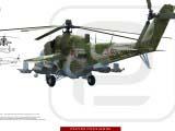 3d model mi-24